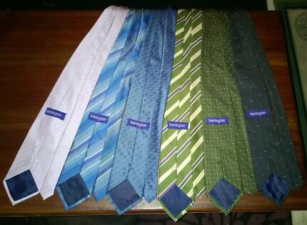 Mens ties $5 each Includes brands such as Pierre Cardin, Tarocash Waroona Waroona Area Preview