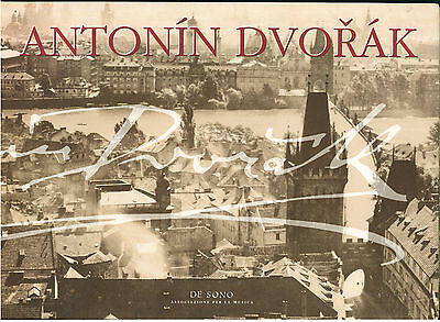 PULCINI FRANCO ANTONIN DVORAK DE SONO 1996 MUSICA CLASSICA
