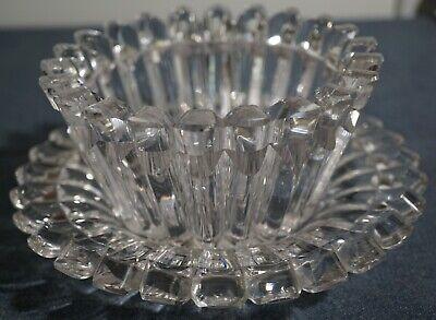 Bowls Vintage Crystal Glass Vatican