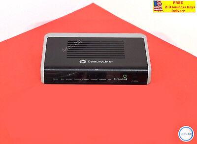 Centurylink Zyxel C1000z Vdsl2 Modem   Wireless Router Dsl Ipv6 4 Port Unit Only