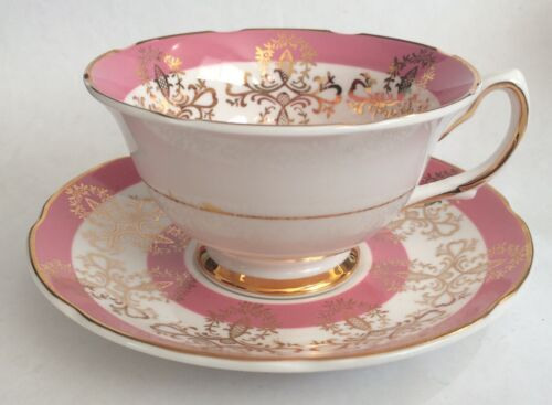 Royal Grafton Fine Bone China Made in England ~ Beautiful Cup and Saucer