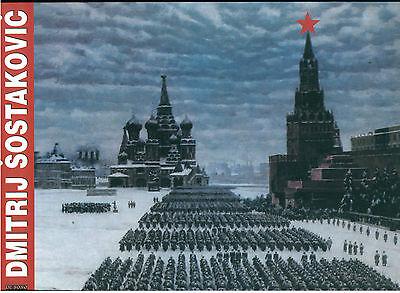 DIMITRIJ SOSTAKOVIC DE SONO 2003 MUSICA CLASSICA RUSSIA
