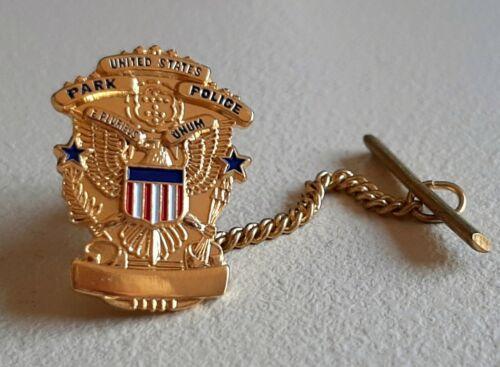 United States Park Police Tie Tack Hat Lapel Mini Pin Badge