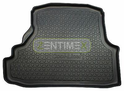 Premium Kofferraumwanne Matte für Mercedes C-Klasse W202 Limousine 1993-2000