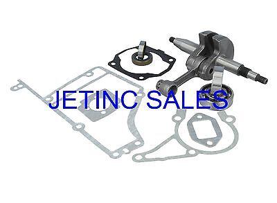 Crankshaft Kit W Gaskets For Stihl Ts400 Cutoff Saws