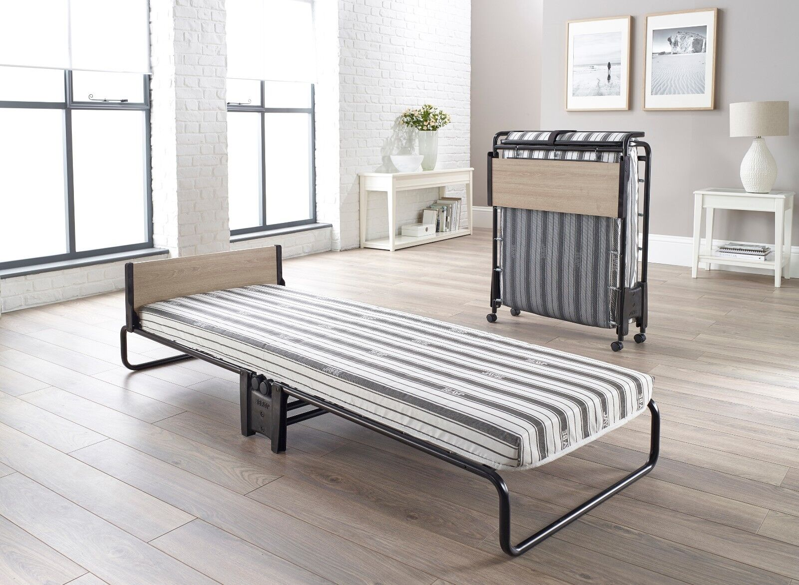 - Jay Be Guest Revolution Small Single Folding Bed With Airflow