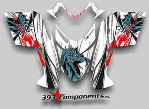Polaris-IQ-RMK-Shift-Dragon-Graphics-Decal-Sticker-Kit-2005-2012-Dragon-Fire