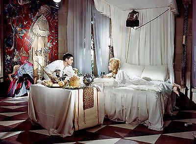 PHOTO AMOURS CÉLÈBRES - BRIGITTE BARDOT ET ALAIN DELON 11X15 CM #...
