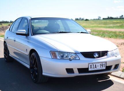 2004 Holden VY II Commodore Acclaim Reynella Morphett Vale Area Preview
