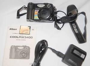 Excellent Condition Nikon Coolpix camera Kellyville Ridge Blacktown Area Preview