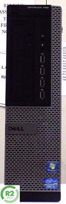 Fast Dell Optiplex 790 Desktop Core i5 @3.10GHz 8GB RAM 250GB HDD Windows 10 Pro