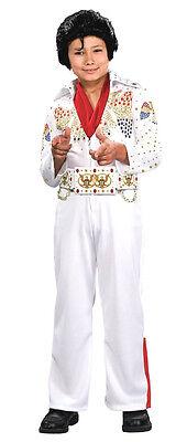 Elvis Costume For Kids (childs elvis deluxe costume for boys@girls)