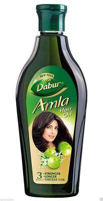 Dabur Amla Pelo Aceite Natural Goodness De Grosella Espinosa O Hermoso Fuerte