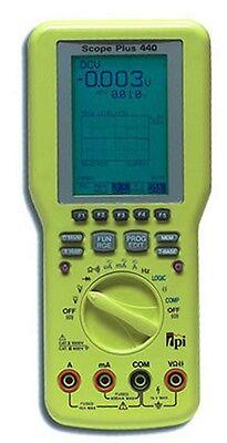 Test Products International Tpi 440 Oscilloscopetrue Rms Dmm
