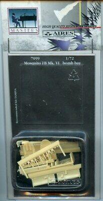 Aires 1:72 Mosquito FB Mk.VI Bomb Bay for Tamiya Kit 7099