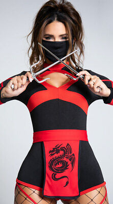 SEXXXY!!!!!!DRAGON NINJA COSTUME