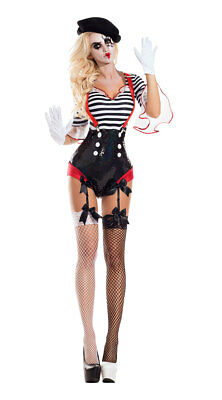 Sexy Party King Silent Mime Honey Sequined Costume - Sexy Mime Kostüm