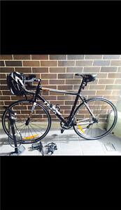 2016 Trek 1.2 Road Bike + extras Neutral Bay North Sydney Area Preview