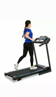 XTERRA Fitness TR150 Folding Treadmill Black, New