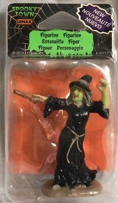 Zubehör Figur ~ Hexe Wirft Spell ~ in Packung (Halloween Wirft)