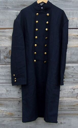Civil war union federal double breasted frock coat   42