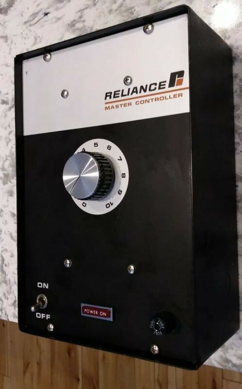 RELIANCE MASTER SPEED CONTROLLER  New