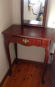 Wooden dressing table Liverpool Liverpool Area Preview