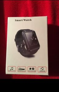Android smart watch - white