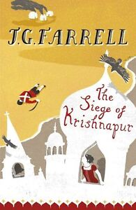 The Siege Of Krishnapur - Farrell, J.G. - Paperback-1857994914-Very Good