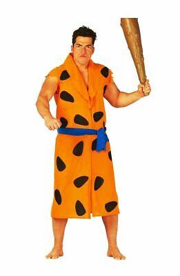 VESTITO ANTENATI I FLINSTONES FRED FLINSTONE ADULTO (Halloween-kostüme Flinstones)