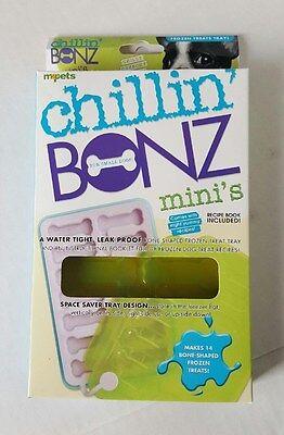 Chillin' Bonz Mini Frozen Bone Dog Treat Maker (Set of 3)