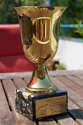 VINTAGE GERMAN PORSCHE RALLY TROPHY # PORSCHE CLUB NÜRBURGRING SPORTS CUP 1991