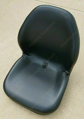New Universal Fit Seat For Bobcat Skid Steer Loaders Excavator - Lgt125bl
