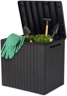 Keter City Outdoor Storage Box - Grey