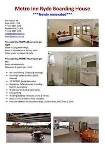 Metro Inn Ryde Boarding House Ryde Ryde Area Preview