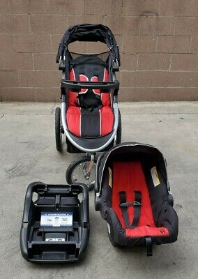Baby Trend Pathway 35 Jogger Travel System Stroller CarSeat; LOCAL PICK UP ONLY
