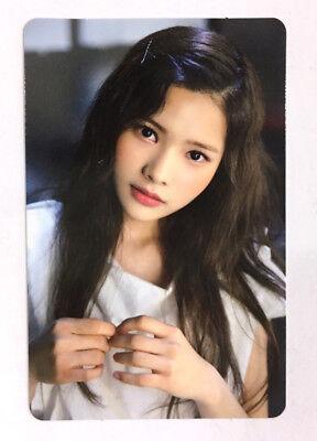 Weki Meki - Rina Official Photocard  WEME  EP Album (Ver.B)  Limited Kpop