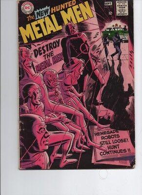 Metal Men  #33 (DC 1968) VG/FN