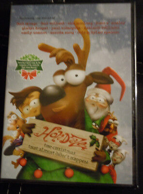 Holidaze   The Christmas That Almost Didnt Happen  Dvd  2007