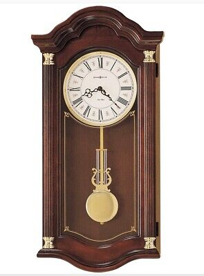 "620-220 HOWARD MILLER DUAL CHIME WALL CLOCK ""LAMBOURN  "" 620220"