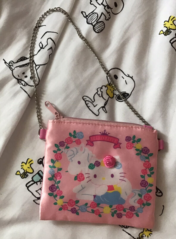 Hello Kitty Kid Girl Coin Purse