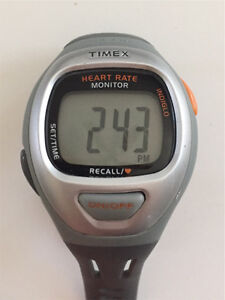 Timex Chest Heart Rate Monitor and Watch