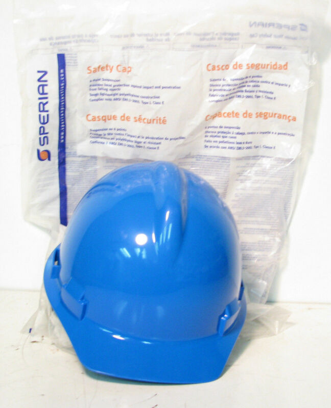 One case of 20 hard hats---Sperian 83acrb  12210254 Alpha Cap (PRICE PER CASE)