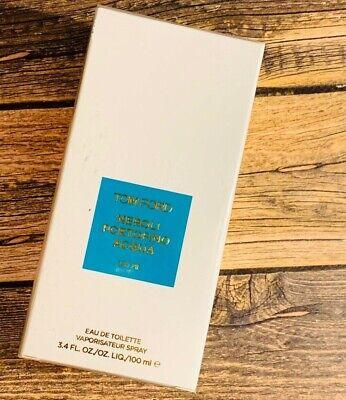 TOM FORD Neroli Portofino Acqua 100 ml 3.4 fl.oz. Eau De Toilette New Sealed Box