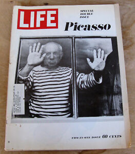 LIFE MAGAZINE DEC 27 1968 SPECIAL DOUBLE ISSUE PABLO PICASSO CUBISM HIS WOMEN GD