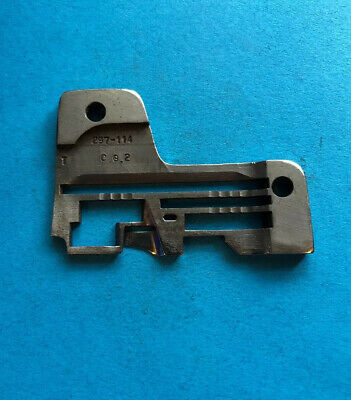 New 297-114-rimoldi Throat Plate For Sewing Machines Free Shipping