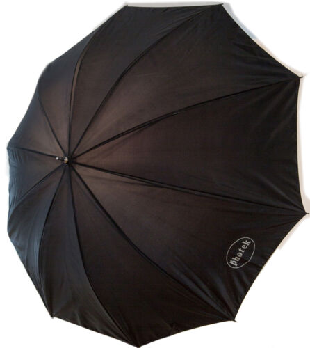 "Photek 46"" umbrella, white pearl, 7mm removable shaft shaft"