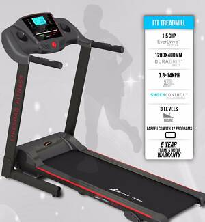 Brand New Lifespan FIT  Electric Treadmill 14km/hr Leichhardt Leichhardt Area Preview