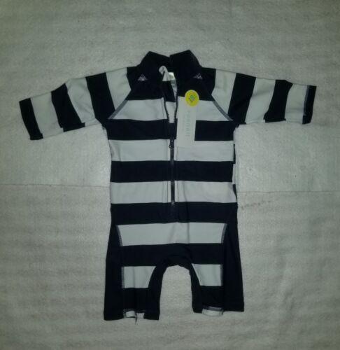 Vaenait Baby Infant Boys UPF+50 Swimwear Size Small Navy & W