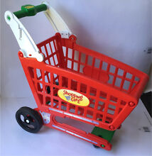 Plastic kids shopping trolley Bardwell Valley Rockdale Area Preview